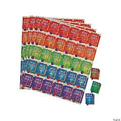 Carson-Dellosa® Dazzle Bible Sticker Sheets