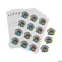 Carson-Dellosa® Happy Birthday Jesus Sticker Sheets