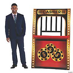 Casino Cashier Stand-Up