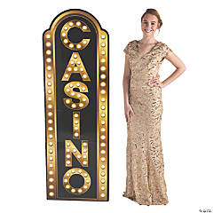 Casino Marquee Stand-Up