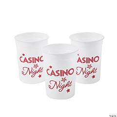 Casino Night Cups