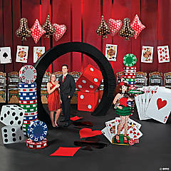 Casino Night Grand Decorating Kit
