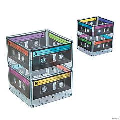 Cassette Tape Buckets