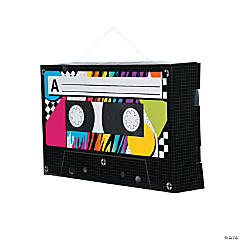 Cassette Tape Hanging Decorations