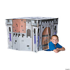 Castle Play Table Tent