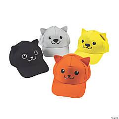 Cat & Dog Ear Baseball Caps