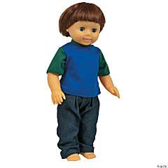 Caucasian Boy Doll 16 in