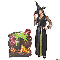 Cauldron Stand-Up