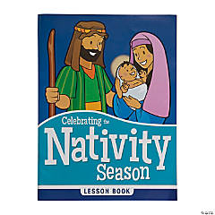 Celebrating Nativity Season Lesson Book