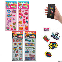 Cell Phone Sticker Sheets