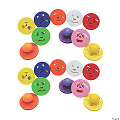 Center Enterprises® Ready2Learn™ Giant Stampers, Feelings, 20 count