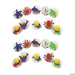 Center Enterprises® Ready2Learn™ Giant Stampers, Sea Creatures, 20 count