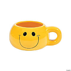 Ceramic Smile Face Mug