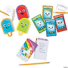 Characters Spiral Notebook Assortment