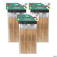 Charles Leonard® Long Handle Easel Brush, 3/4