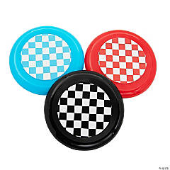 Checkerboard Flying Discs