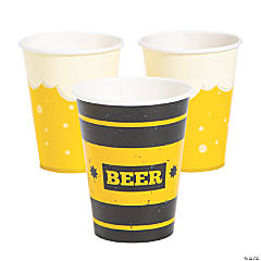 Cheers & Beers Cups