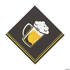 Cheers & Beers Luncheon Napkins