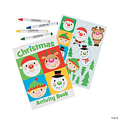 Cheery Christmas Activity Set
