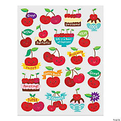 Cherry-Scented Stickers