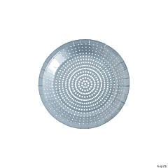 Chic Dots Paper Dessert Plates - 50 Ct.