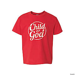 Child of God Youth T-Shirt - Extra Small