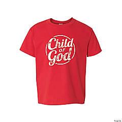 Child of God Youth T-Shirt - Large