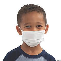 Child's 3-Layer Disposable Face Masks 2 boxes - 100 Pc.