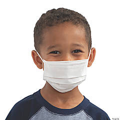 Child's Disposable Face Masks - 50 Pc.