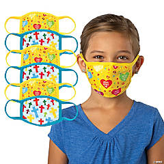 Child's Everyday Faith Washable Face Masks