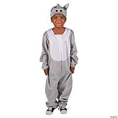 Child's Full Body Donkey Costume