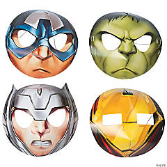 Children's Avengers Assemble™ Masks