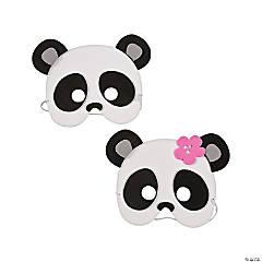 Children's Panda Masks