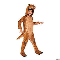 Children's T-Rex Oversized Jumpsuit