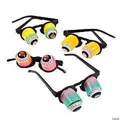 Child's Hanging Rainbow Goo-Goo Eyeglasses