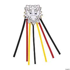 Chinese New Year Dragon Wand Craft Kit