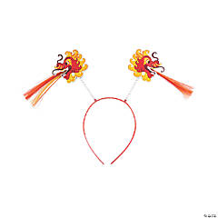 Chinese New Year Head Boppers