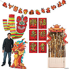 Chinese New Year Party Decorating Kit