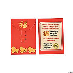 Chinese New Year Red Envelope Craft Kit