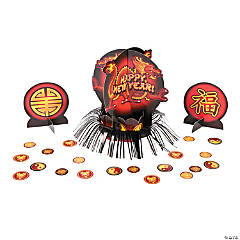 Chinese New Year Table Décor Kit