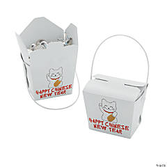 Chinese New Year Takeout Boxes