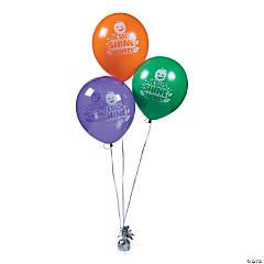 """Christian Pumpkin 11"""" Latex Balloons"""