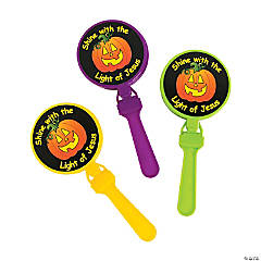 Christian Pumpkin Clappers