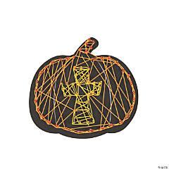 Christian Pumpkin String Art Craft Kit