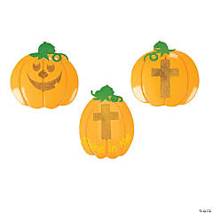 Christian Pumpkin Wall Decorations