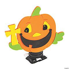 Christian Pumpkin Wind-Up Craft Kit