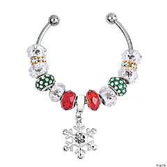 Christmas Bangle Bracelet Idea