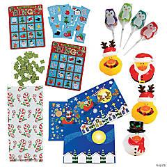 Christmas Bingo Game & Prize Kit