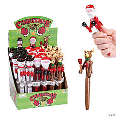 Christmas Boxing Pens