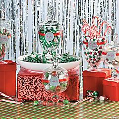 christmas candy buffet idea - Christmas Candy Ideas